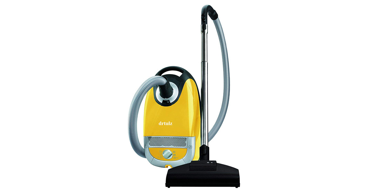Miele Complete C2 Limited Edition Noise Isolating Corded Upright Vacuum image