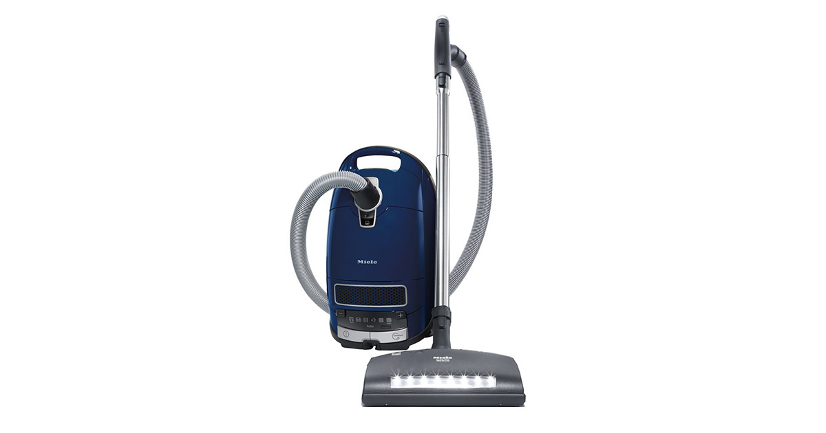 Miele Complete C3 Marin Corded Canister Vacuum Cleaner image