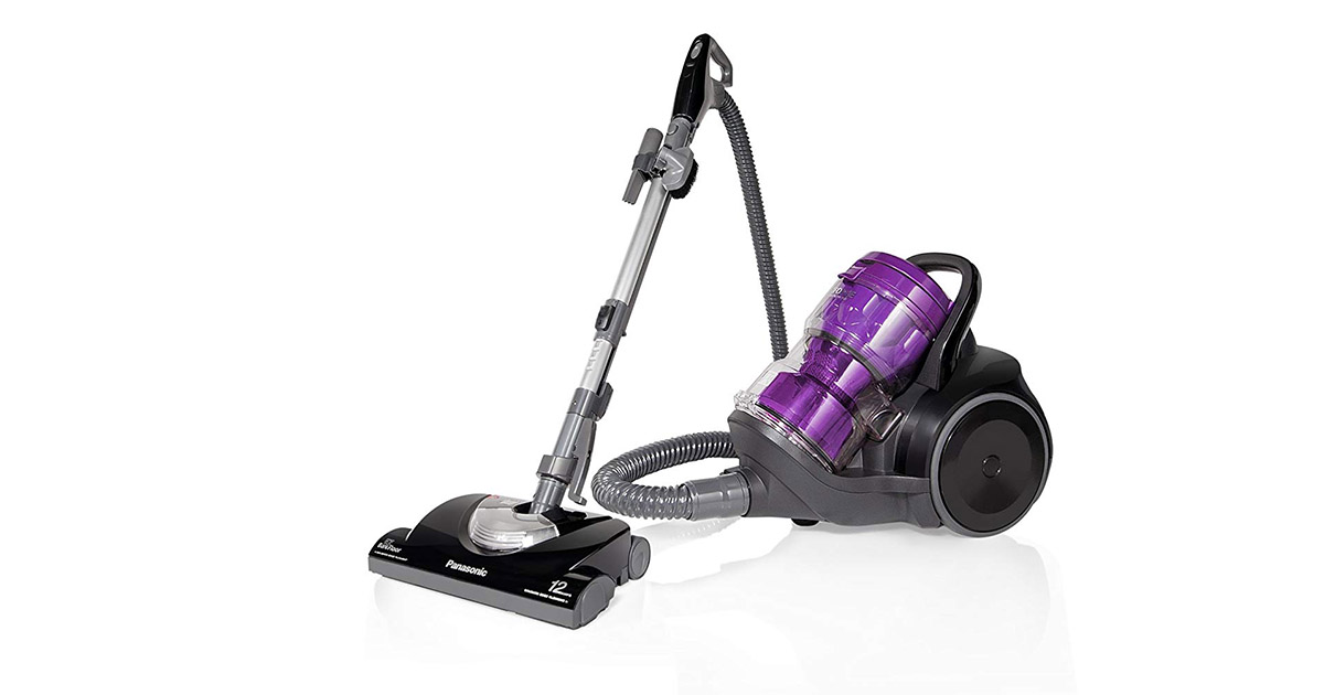 Panasonic MC-CL935 Jet Force Corded Canister Vacuum Cleaner image