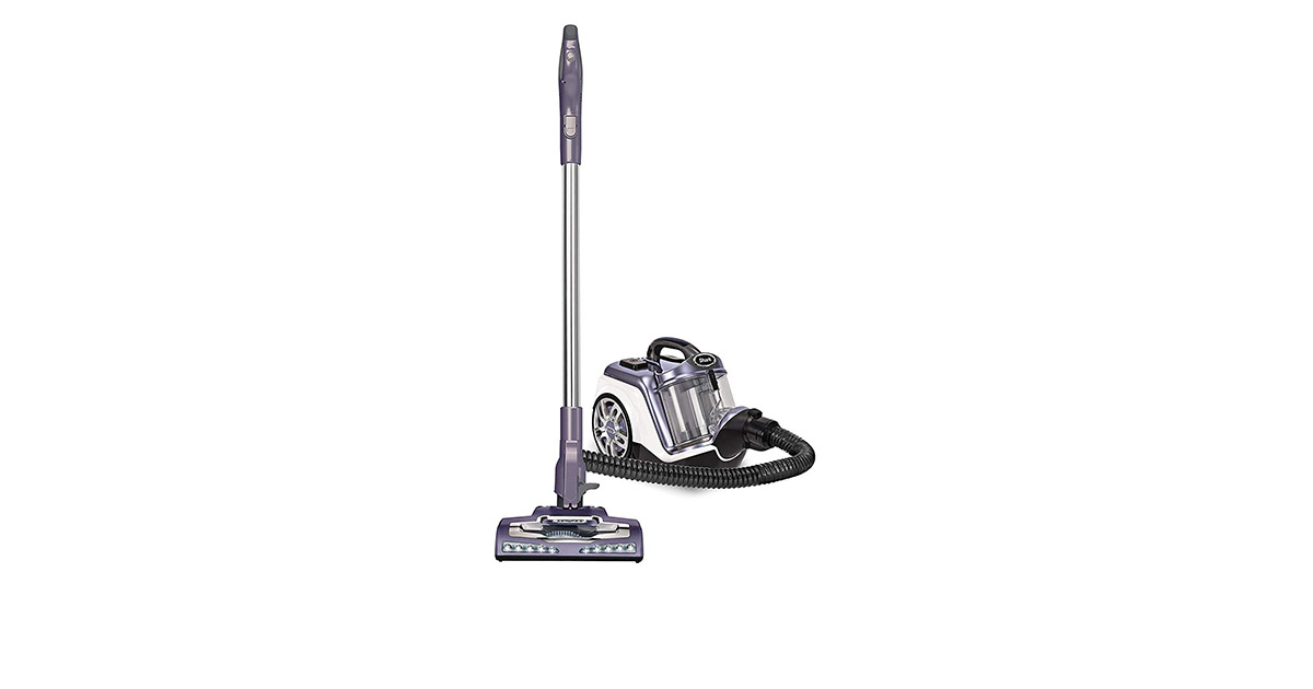 Shark NR96 Rotator Powered Lift-Away Canister Vacuum Cleaner image