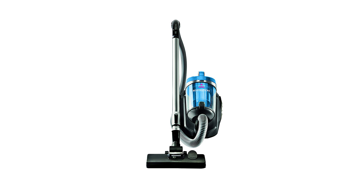 Bissell 12901 Revolution Bagless Corded Canister Vacuum Cleaner image