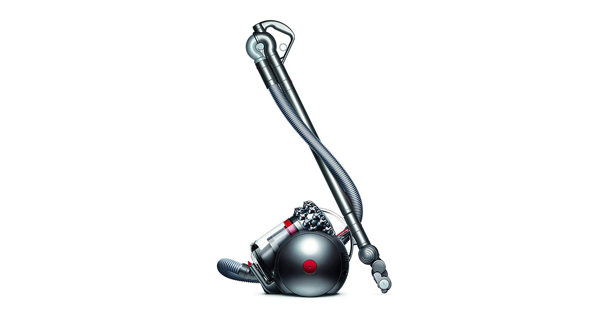 Dyson 214895-01 Cinetic Big Ball Animal Canister Vacuum Cleaner image