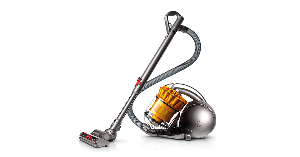 Dyson DC39 Multi floor Clearance Canister Vacuum Cleaner image