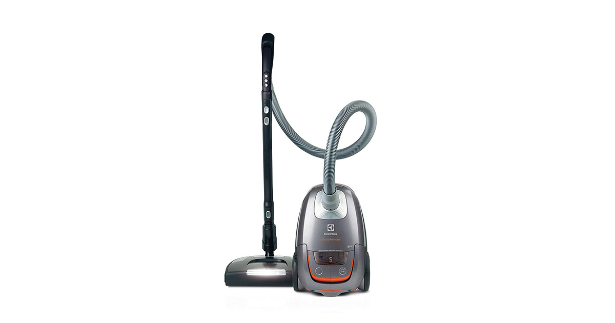 Electrolux EL7063B Ultra Silencer Deep Clean Corded Canister Vacuum Cleaner