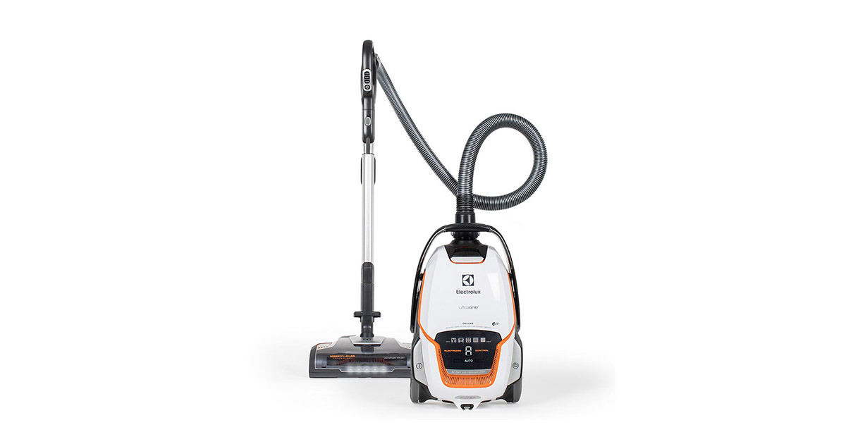 Electrolux EL7085B Ultraone Deluxe Canister Vacuum Cleaner image