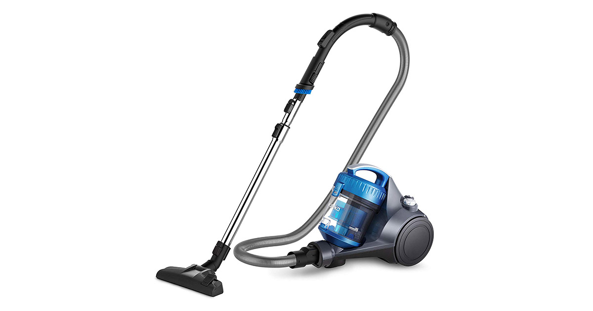 Eureka NEN110A Whirlwind Bagless Lightweight Corded Canister Vacuum Cleaner image
