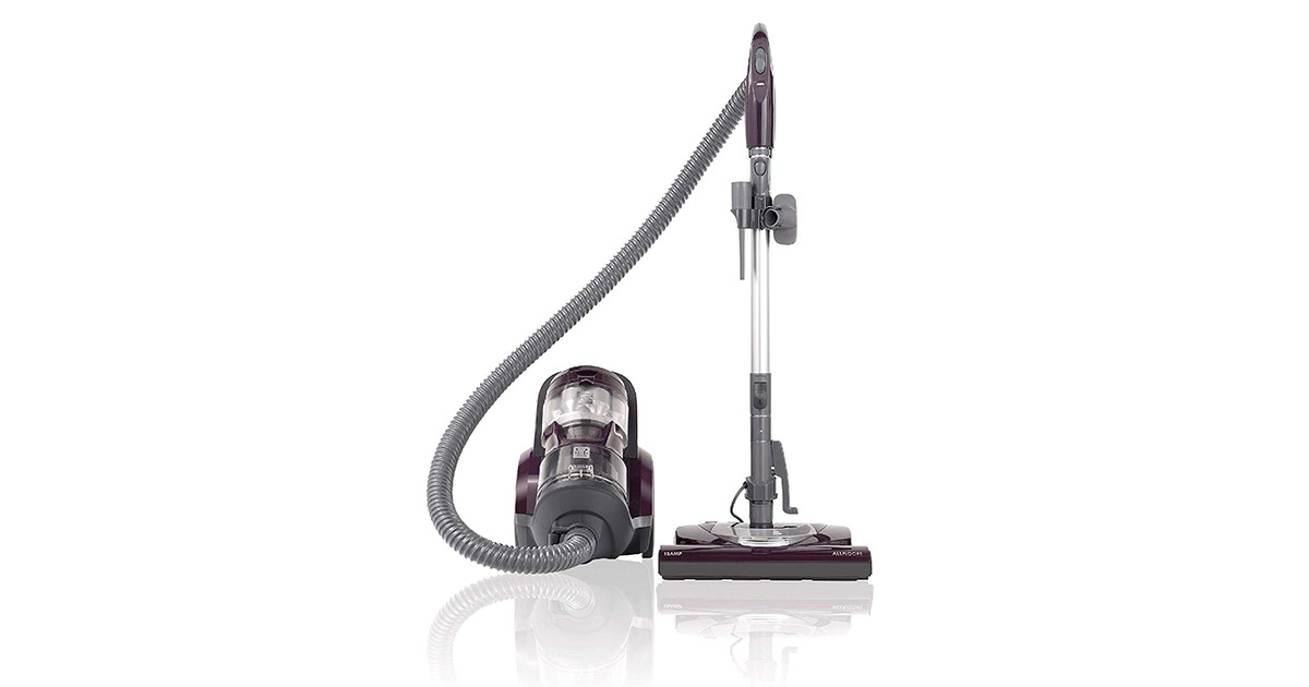 Kenmore 22614 Pet Friendly Lightweight Bagless Compact Canister Vacuum with Pet Powermate image