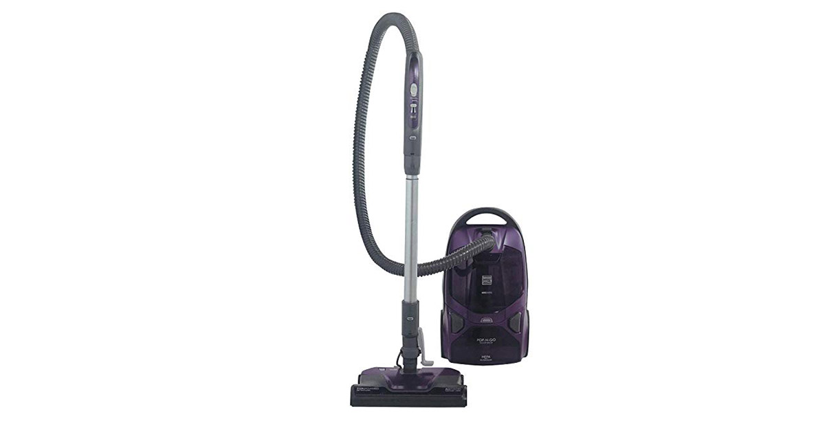 Kenmore 81614 600 Series Friendly Lightweight Bagged Canister Vacuum Cleaner with Pet Powermate image