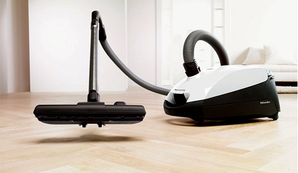 Canister Vacuum Cleaners for Hardwood Floors image
