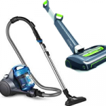 Cordless vs Corded Canister Vacuum Image