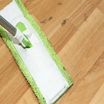 Tips to Clean Hardwood Floors Image