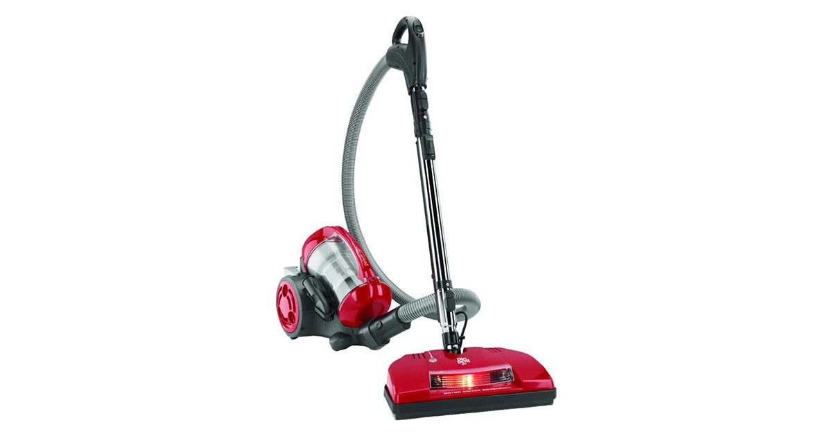 Dirt Devil SD40030 Power Reach Multi-Cyclonic Bagless Canister Vacuum Cleaner image