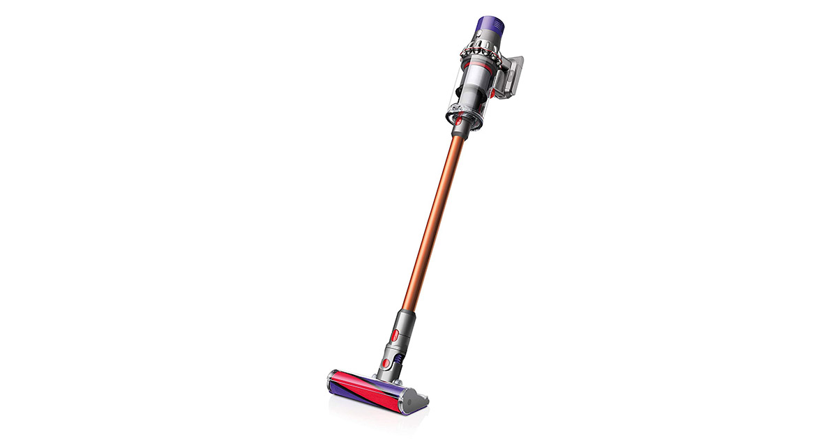 Dyson Cyclone V10 Absolute Lightweight Cordless Stick Vacuum Cleaner image