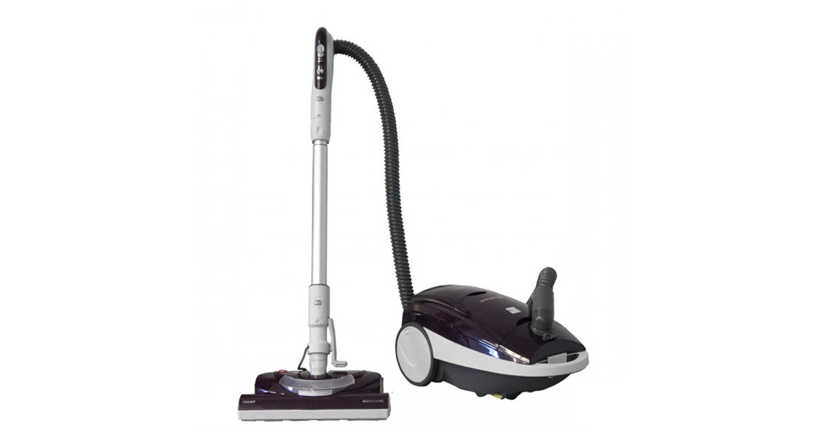 Kenmore 21614 Progressive Blueberry Canister Vacuum Cleaner image