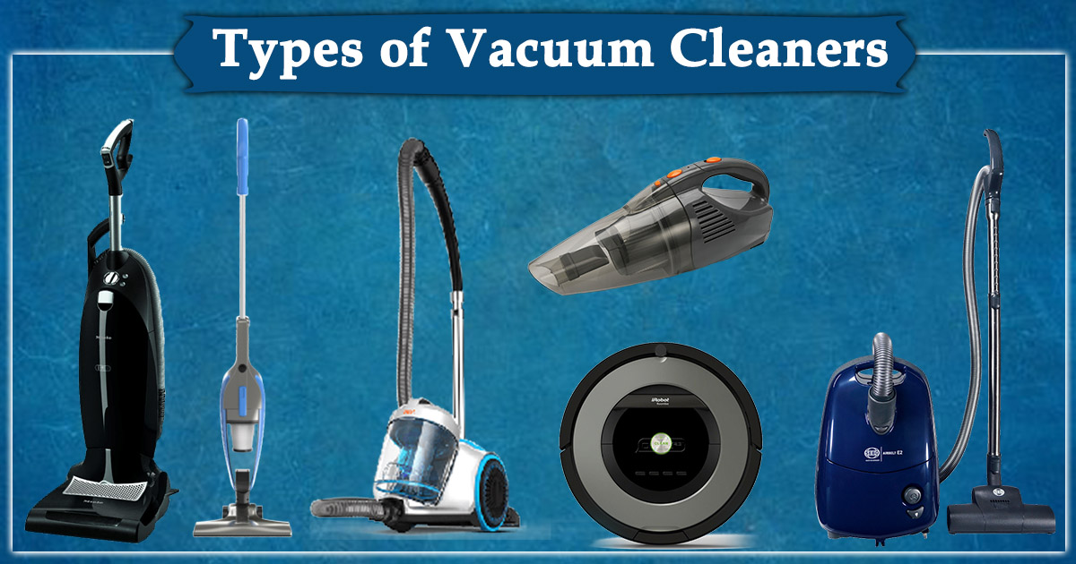 Types of Vacuums image