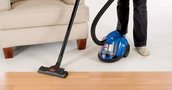 Great Canister Vacuums for Carpet – Works perfectly on Low, Medium & High-pile Carpets, Rugs