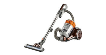 Bissell 1547 Hard Floor Expert Multi Cyclonic Bagless Corded Canister Vacuum Cleaner image