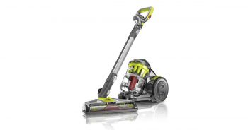 Hoover SH40070 WindTunnel Air Bagless Corded Canister Vacuum Cleaner image
