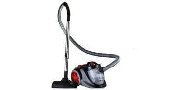 Ovente ST2000 Bagless Corded Canister Cyclonic Vacuum Cleaner image