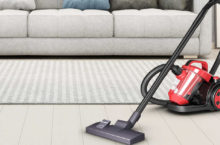 Powerful Canister Vacuum Cleaners for Hardwood Floors – Cleans well without damaging your floor!